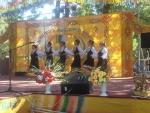 ХІІІ Международен фолклорен фестивал: Нина Кралчева, Симона Драгомирова, Десислава Цветанова and Ивета Иванова