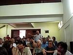 снимка от събранието в Драгичево